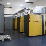 Kompresorová stanice (2)